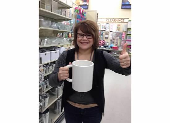 Huge coffee Mug